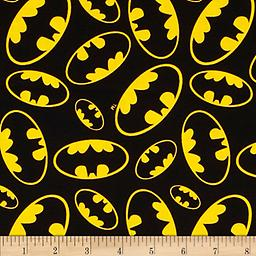 Batman fac-0370909 Batman print, sure to please the little ones at rest time. Comfortable cushioned mattress and all the comforts of home, simple roll and go.