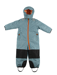 Ducksday Toddler/K Skisuit (Manu) One-Piece Skisuits - windproof, waterproof, and breathable.