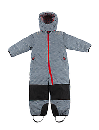 Ducksday Toddler/K Skisuit (FlicFlac) One-Piece Skisuits - windproof, waterproof, and breathable.