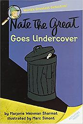 Nate the Great Goes Undercover Beginning readers are introduced to the detective mystery genre in these chapter books. Perfect for the Common Core, kids can problem-solve with Nate, using logical thinking to solve mysteries!