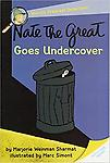 Nate the Great Goes Undercover - Beginning readers are introduced to the detective mystery genre in these chapter books. Perfect for the Common Core, kids can problem-solve with Nate, using logical thinking to solve mysteries!