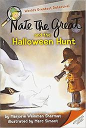 Nate the Great and the Halloween Hunt (Nate the Great, No. 12) It is Halloween night, and all the kids are dressed up to go trick-or-treating. But Nate's friend Rosamond needs his help. Her cat Little Hex is missing. Is he hiding, or is he lost? Nate and his trus