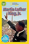 National Geographic Readers: Martin Luther King, Jr. - The most effective method used to influence children to read is to incorporate the information that interests them the most. National Geographic Readers are educational, high-interest, and comprehensi