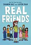 Real Friends Shannon Hale - Reading Level: 2.6