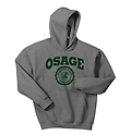 G - Osage 60th Anniversary Hooded Sweatshirt - Special 60th anniversary screen print