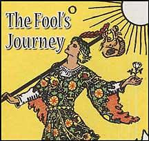 The Fool's Journey THE FOOL'S JOURNEY Tuesdays, December 5, 12, 19, and 26 Instructor: Rev. Anna Marie Ludwig