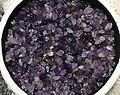Amethyst Soothing Bowls @ The Mystics Touch - I am addicted to mine. A beautiful ceramic bowl full of charged and cleaned amethyst chips. It is AMAZING the amount of relaxation you feel just by sliding your hand in the chips.