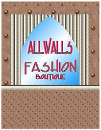 ALLWALLS Fashion Boutique ALLWALLS Fashion Boutique has two strips of 8 panels each for a total of 16 panels.