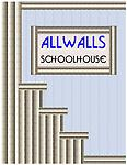 ALLWALLS Schoolhouse - ALLWALLS Schoolhouse has two strips of 8 panels each for a total of 16 panels.