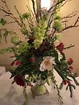Christmas Party Table Piece - Dress up your table with this large centerpiece