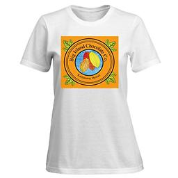 Cacao: BicCo Women's T-Shirt Big Island Chocolate Co. Women's T-shirt