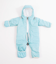 Ducksday Baby Ski Suit (Ace) One-piece ski suits for babies and toddlers on the move!