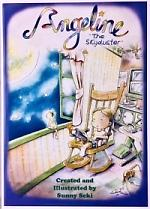 """Book: Angeline """"the Skyduster"""" Angeline is a limited, commemorative printing of Sunny Seki's very early work. He wrote this story in the spirit of the attacks on September 11, 2001."""