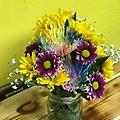 Mixed Bouquet - Mixed floral bouquet.