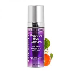 Peptide Eye Serum for dark circles and puffiness EYES & LIPS