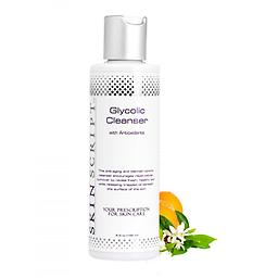 Glycolic Cleanser with Antioxidants CLEANSING