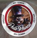 Phil's Phinest 100% Colombian-Phil Cup - Phil personally paw-approved this coffee! Hand-picked at the peak of ripeness, our 100% Colombian coffee is medium roasted to yield a full-bodied cup of coffee with a rich aroma and smooth finish.