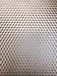 """Clear Ctek 6""""x 6""""x .1/8"""" (1/8"""" cell) - Unique material made from an aircraft grade aluminum honeycomb mesh encased in a high impact epoxy resin."""