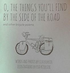 O, The Things You'll Find By The Side Of The Road Liza Burkin