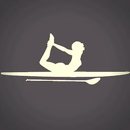 SUP YOGA PRIVATE SESSION (1-5 person party) Prerana meets you/your party at your chosen location. Boards and equipment will be provided upon arrival. Session designed for your level/experience in yoga and paddle boarding.