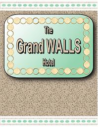 ALLWALLS Grand WALLS Hotel ALLWALLS Grand WALLS Hotel is three stories tall! There are 6 strips of 8 panels each for a total of 48 panels.