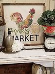 Rooster - Farmers Market Color - So much fun for all my Farmhouse, Rooster loving friends.