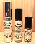 EARTH- Unisex Perfume/Cologne or Mist - Lime, Bay Leaf, Vanilla & Patchouli