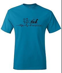 """Ink & Purpose """"ASG Ink & Purpose"""" Commemorative Event Youth Unisex Tee"""
