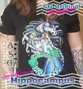 Hippocampus by Christina 2XL - By The Artist Apparel Line