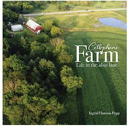 Cellophane Farm A book by Ingrid Hanson-Popp. Cellophane Farm chronicles the life of her mother Marianne, as she lived a simple life of faith and love. Book signing parties in Crystal Lake & Waterford. (see below)