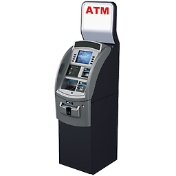 HYOSUNG ATM'S The NH-1800 CE offers exceptional value with the power of a microsoft windows ce platform. Featuring a new topper design, it is also an attractive addition to any retail setting.The 1800 CE is design