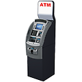 HYOSUNG ATM'S - The NH-1800 CE offers exceptional value with the power of a microsoft windows ce platform. Featuring a new topper design, it is also an attractive addition to any retail setting.The 1800 CE is design