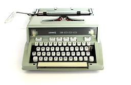 Hermes 3000 (mint) Collectible Portable Typewriter ON SALE NOW!
