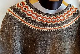 Colorwork Yoke Pullover Friday Afternoons: 1 - 3 pm January 11, 25, February 8, 22 Pattern not included Yarn 15% off