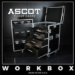 Flight Cases Custom Anvil flight cases available, please call for a price quote and lead time.