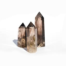 Smoky Quartz Point Smoky Quartz Point