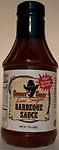COWBOY CHRIS' - Low Sugar BBQ Sauce 17 oz. - Perfect for those who are watching their sugar. All of this great flavor with only 3 grams of sugar & 4 grams of carbs per serving!!!
