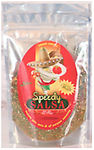 SPEEDY SALSA - Smoked Chipotle Salsa Mix 4 oz. - Dried smoked red jalapenos deliver a smoky flavor with a little kick.