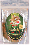 SPEEDY SALSA - Original Medium - Hot Salsa Mix 4 oz. - Born out of a love for Salsa, our original blend is a true Southwestern style salsa. It can be made medium or hot.