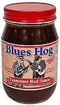 BLUES HOG - Tennessee Red BBQ Sauce 16 oz. - A thin vinegar and pepper based sauce popular in Southern Barbecue Joints.
