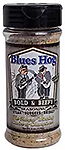"BLUES HOG - Bold & Beefy Seasoning 6 oz. - The newest addition to the ""Award-Winning, Choice of Champions"" line"