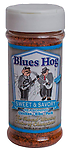 BLUES HOG - Sweet & Savory Seasoning 6.25 oz. - Infuse your BBQ with a unique blend of spices with Blues Hog Sweet & Savory Seasoning.