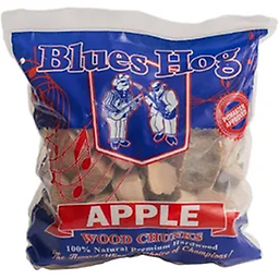 """BLUES HOG - Apple Wood Chunks 300 cu in. From the """"Award-Winning, Choice of Champions"""" comes our line of premium smoking wood chunks!"""