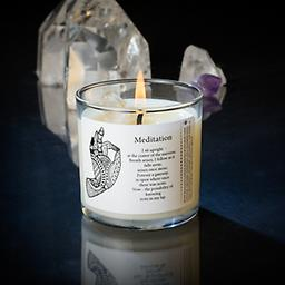 Meditation 6oz Candles Magic Fairy Candles