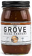 THE GROVE - Mild Salsa 16 oz. Our chunky-style Mild for all the non-heat lovers.