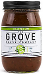 THE GROVE - Cilantro Lime Salsa 16 oz. - Our award-winning salsa launched in 2015 and quickly became our best-selling, featuring the freshness of cilantro and the tang of lime.