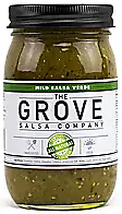 THE GROVE - Mild Salsa Verde 16 oz. Once you taste the amazing combination of roasted ingredients, seasonings and hint of lime, you will wonder why you ever avoided verde salsa.