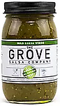 THE GROVE - Mild Salsa Verde 16 oz. - Once you taste the amazing combination of roasted ingredients, seasonings and hint of lime, you will wonder why you ever avoided verde salsa.