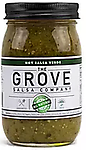 THE GROVE - Hot Salsa Verde 16 oz. - You realize you love verde salsas but miss the spicy heat of your favorite red salsa - Hot Verde has you covered.
