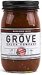 "THE GROVE - Habanero Salsa 16 oz. - This is where it all started! Our first salsa inspiration was to create a very hot salsa with a fresh flavor. It was so good, our friends urged us to ""Jar it up! and Sell it!"""